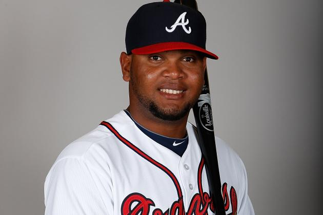 4 Braves Starters Most in Danger of Losing Job in 2013