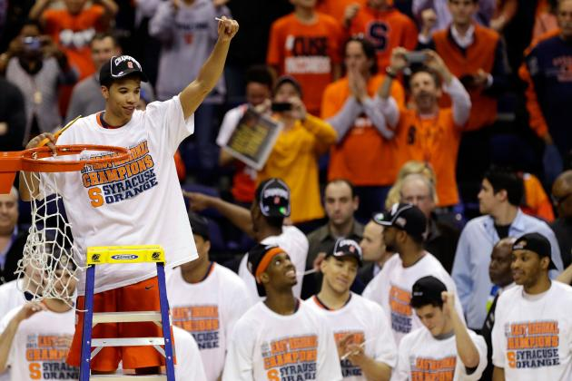 Syracuse Orange Blueprint to Beat Michigan Wolverines in 2013 Final Four