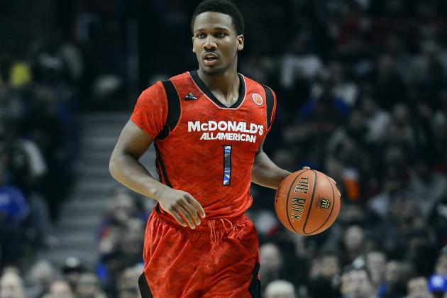 Biggest Winners from the 2013 McDonald's All-American Game