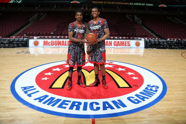 Duke Basketball: Analyzing 2013 Duke Recruits in McDonald's All-American Game