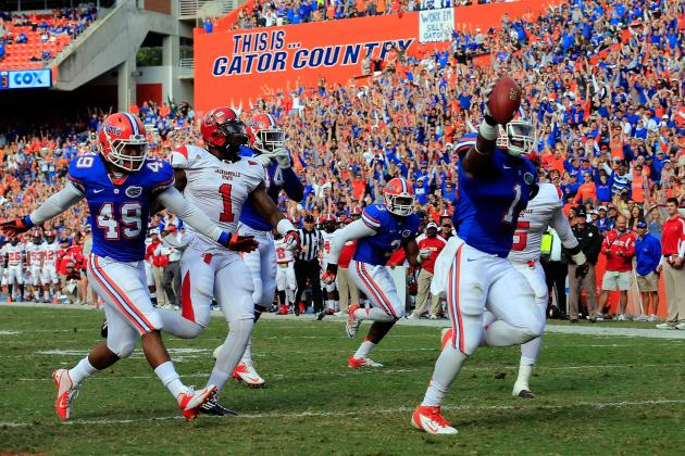 Florida Football: Week 3 Spring Practice Stock Report