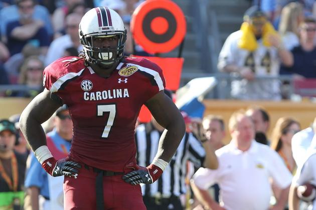 2014 NFL Draft: College Football's Most Intriguing Pro Prospects