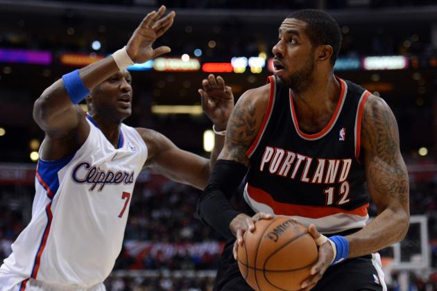 Portland Trail Blazers: Playing Survivor with the Current Group of Blazers