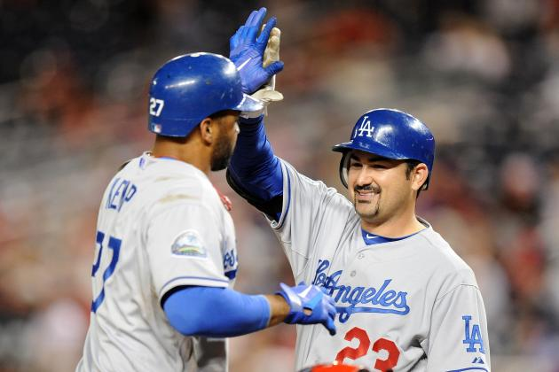 Los Angeles Dodgers: 1 Prediction for Every Player on the 25-Man Roster in 2013