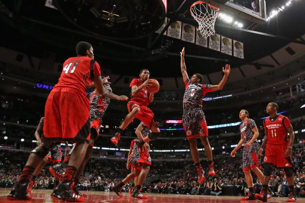 McDonald's All-American Game 2013 Stats: Standout Performers from Each Squad