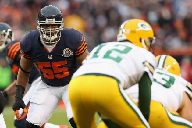 The 10 Best Draft Picks in Chicago Bears History