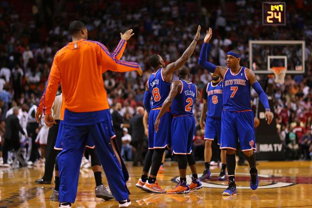 NY Knicks' Biggest Strengths and Weaknesses