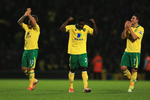 4 Remaining Games for Norwich City to Play 'Spoiler' This Season