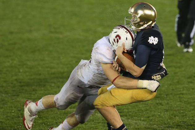 Notre Dame Football: The Top 25 Opposing Players in 2013