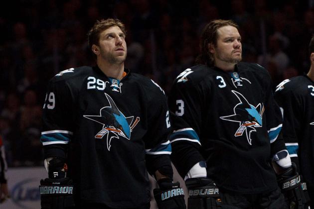 Grading the San Jose Sharks' 2013 NHL Trade Deadline