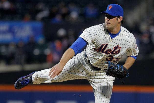 5 Early Signs Matt Harvey Can Already Be New York Mets' Ace in 2013