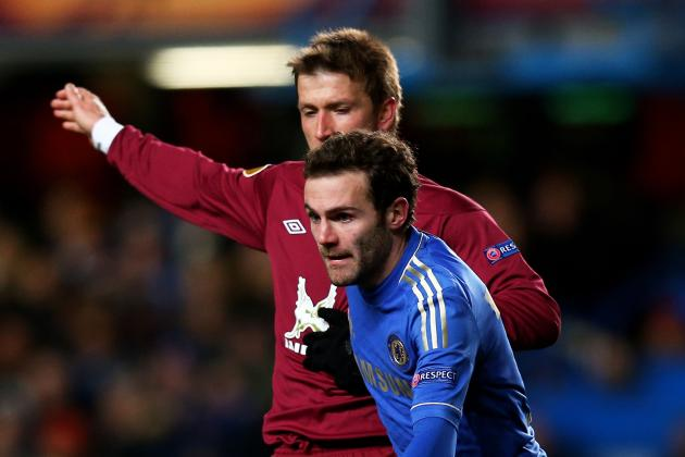 Chelsea 3-1 Rubin Kazan: 6 Things We Learned