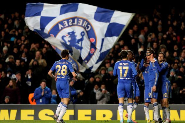 Rating the Chelsea Players in Win over Rubin Kazan