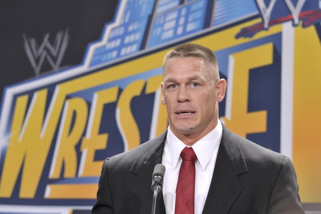 A Look at John Cena's History at WrestleMania Through the Years