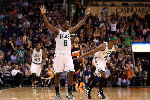 Who Should Be Boston Celtics' Clutch 5 in NBA Playoffs?