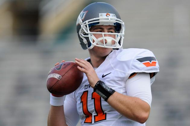 Oklahoma State Football: Week 4 Spring Practice Stock Report