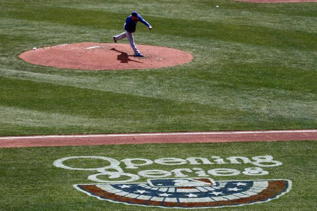 4 Things We Learned from the Chicago Cubs' Opening Series