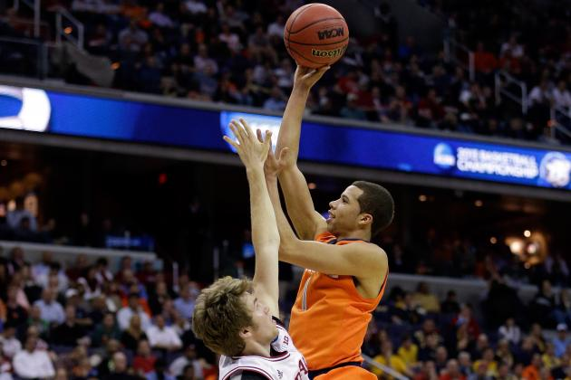 Syracuse Basketball: Analyzing Michael Carter-Williams vs. Trey Burke Matchup