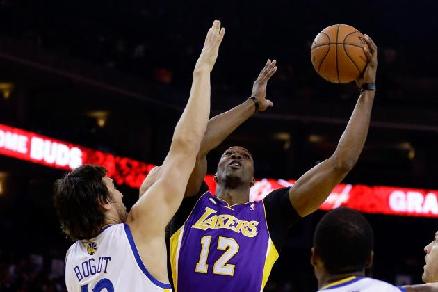 Who Should Be LA Lakers' Clutch 5 in NBA Playoffs?
