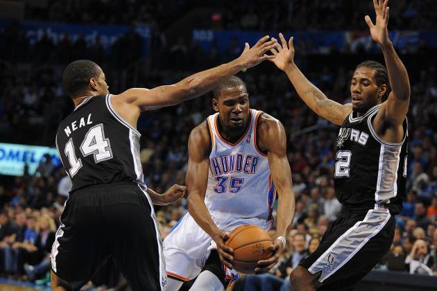 Biggest Advantage OKC Thunder Have over Each Potential Playoffs Opponent