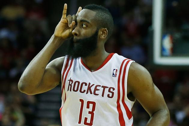 Who Should Be Houston Rockets' Clutch 5 in NBA Playoffs?