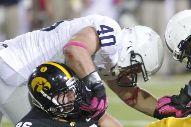 Penn State Football: 7 Most Important Players on Defense in 2013