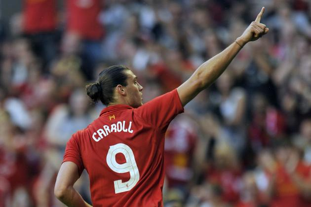 Liverpool: 5 Reasons Reds Should Give Andy Carroll Another Chance