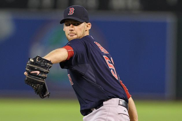 What Should the Boston Red Sox Do with Daniel Bard?