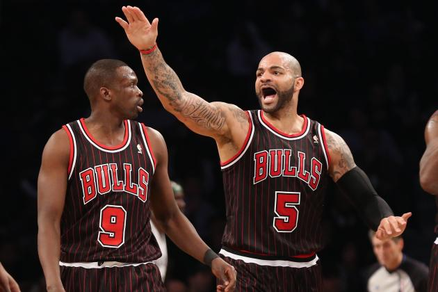 Setting Realistic Expectations for Chicago Bulls' 2013 Playoff Run