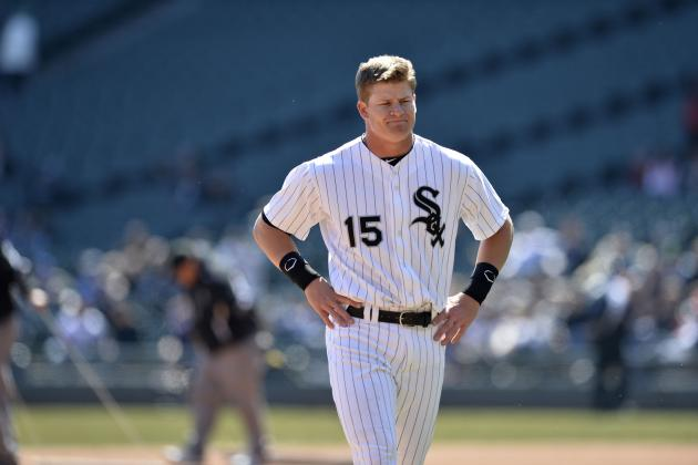 Chicago White Sox: Odds That Each 25-Man Roster Player Will Stay for 2014