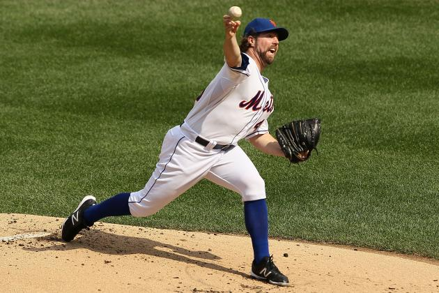 Five Dark Horse Contenders for Major MLB Awards in 2013