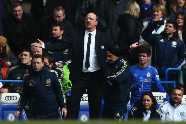 3 Former Chelsea Players Fans Would Love to See Replace Rafa Benitez