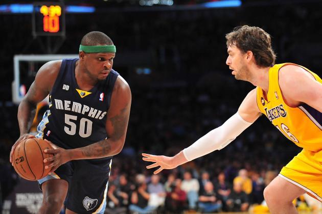 Memphis Grizzlies vs. LA Lakers: Postgame Grades and Analysis for LA