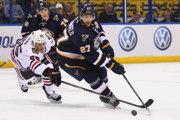 Ranking the Most Dangerous Attacking Defensemen in the NHL
