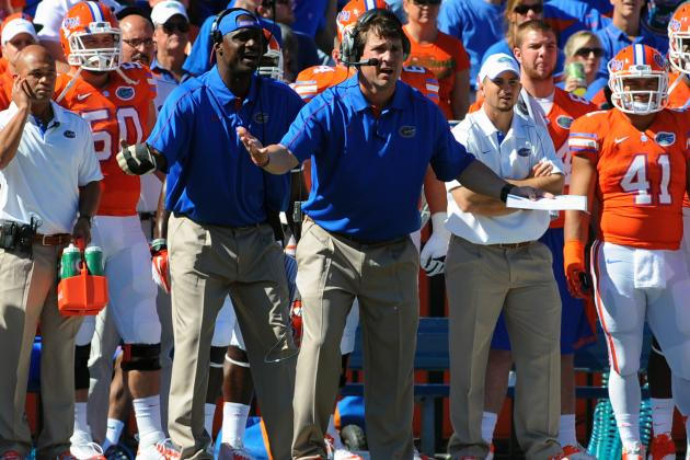 Florida Football: Winners and Losers of Spring Practice