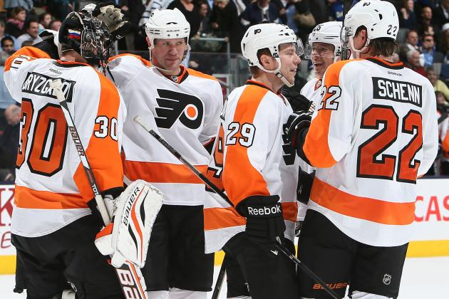 3 Most Important Games Left on the Philadelphia Flyers' Schedule