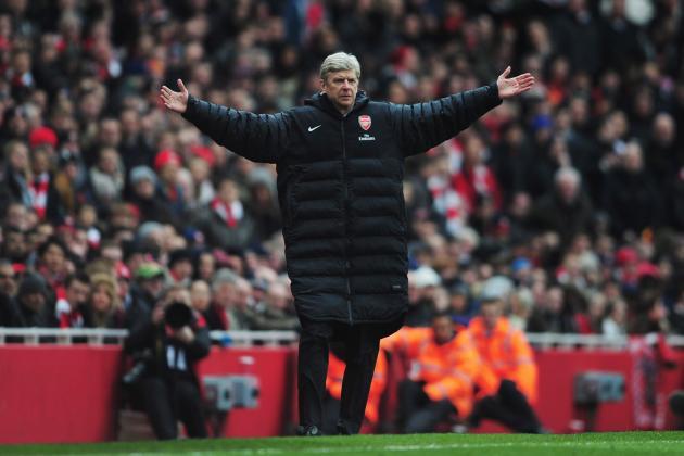 Arsenal Transfer Rumors: The Latest Surrounding the Gunners