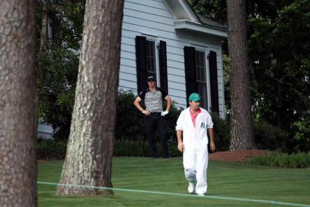 Rory McIlroy and the Biggest Disappointments in Masters History