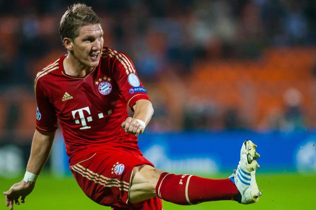 Schweinsteiger & 4 Other Keys to Bayern Munich's Record-Breaking Title