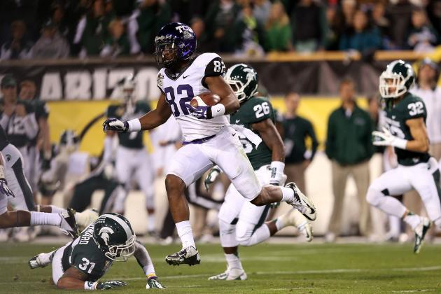 Josh Boyce: Video Highlights for Former TCU WR