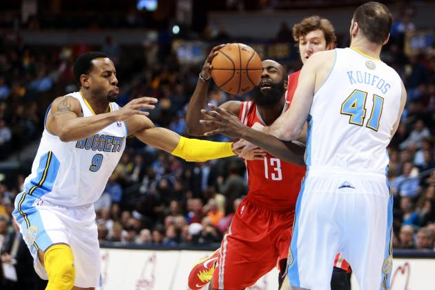 Houston Rockets vs. Denver Nuggets: Postgame Grades & Analysis for Houston