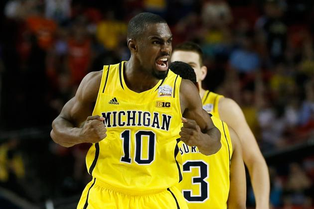 Michigan's Blueprint to Beat Louisville in 2013 NCAA Championship Game