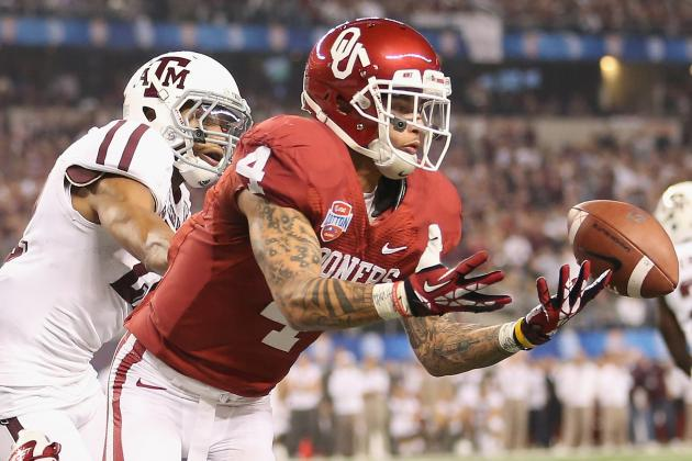 Kenny Stills: Video Highlights for Former Oklahoma WR