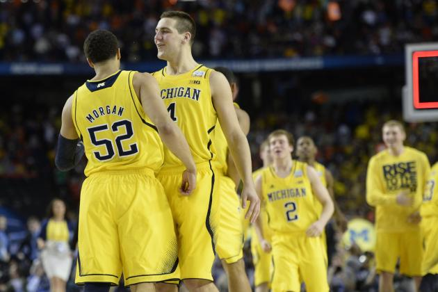 Michigan Basketball: Wolverines' Report Card for Final Four Win over Syracuse