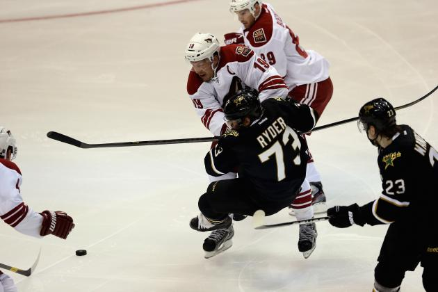 Phoenix Coyotes' Keys for Sneaking into the Playoffs