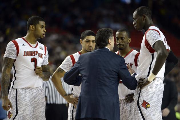 Louisville's Blueprint to Beat Michigan in 2013 NCAA Championship Game