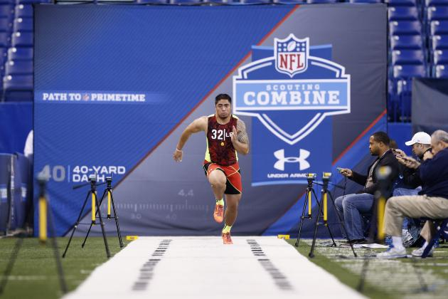 The Biggest Speed Concerns in the 2013 NFL Draft Class