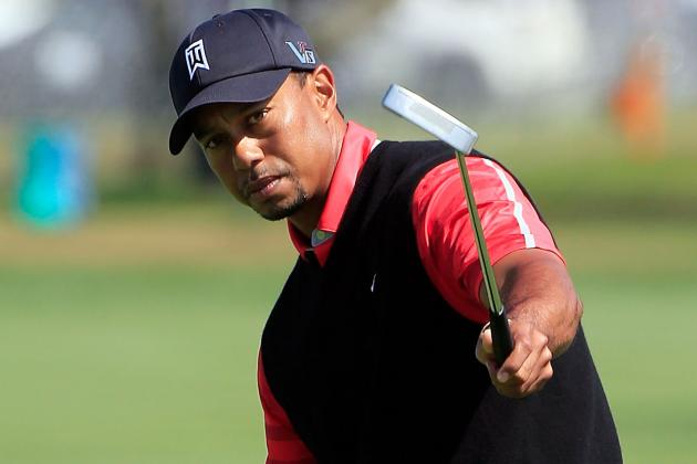 Masters Predictions 2013: Tiger Woods and Top 5 Contenders to Win