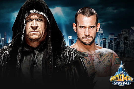 WWE Wrestlemania XXIX: 5 Things to Know About the CM Punk-Undertaker Match