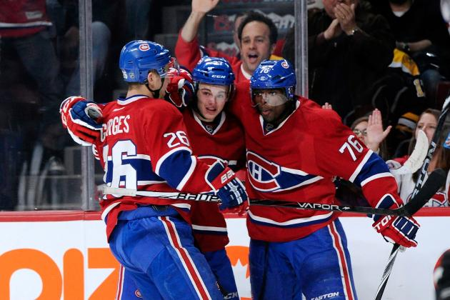 Montreal Canadiens' Keys to Getting Home Ice in the Playoffs